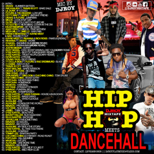 dj roy hip hop meets dancehall mix vol.3