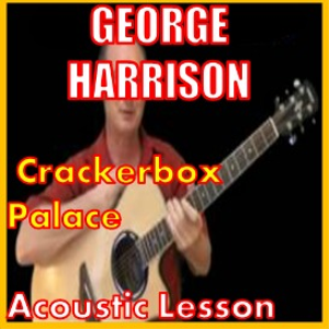 learn to play crackerbox palace by george harrison