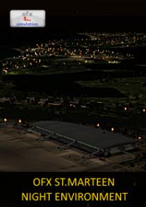 OFX St.Marteen Night Environment   Software   Games