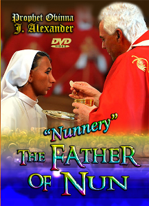 """nunnery"" the father of nun"