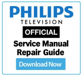 Philips 42PF9831D Service Manual and Technicians Guide | eBooks | Technical