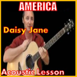 learn to play daisy jane by america