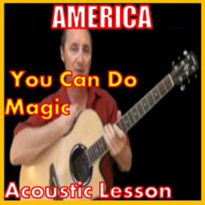 learn to play you can do magic by america