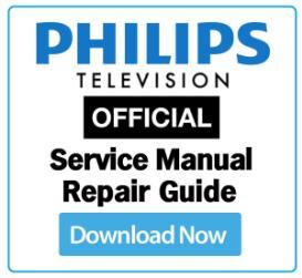Philips 32PFL7603D 32PFL7603H 32PFL7603S Q528.2ELA Chassis Service Manual | eBooks | Technical