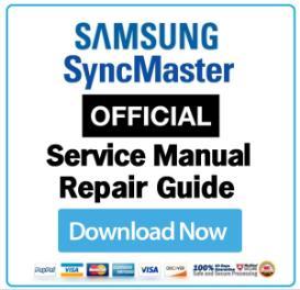 Samsung SyncMaster E2220 E2220X Service Manual and Technicians Guide   eBooks   Technical