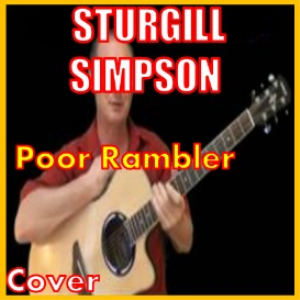 learn to play poor rambler by sturgill simpson