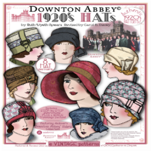 2014 hat patterns - downton abbey edition booklet pdf