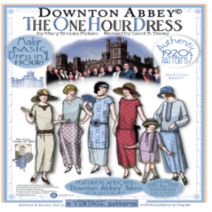 one hour dress - downton abbey edition booklet pdf