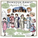 2014 Downton Abbey APRON Booklet   Crafting   Sewing   Apparel