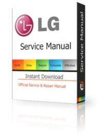 LG W2453V Service Manual and Technicians Guide | eBooks | Technical