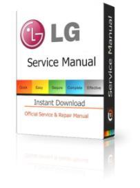 LG HRT403DA Service Manual and Technicians Guide | eBooks | Technical