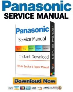 panasonic sc all8 wireless speaker system service manual rh store payloadz com panasonic ne 1853 parts manual panasonic ne-17521 parts manual