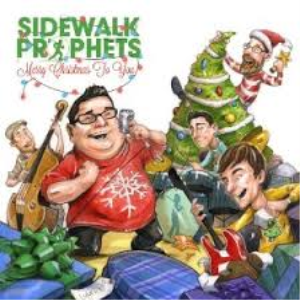 because it's christmas sidewalk prophets for big band, solos, choir and kids