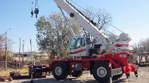 hydraulic cranes poster art