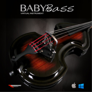 baby bass vsti 2.0 (mac vst & au)