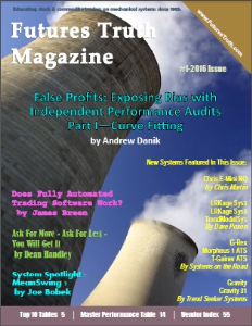 futures truth mag: issue #1/2016