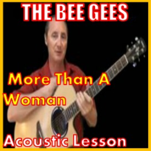 Learn to play More Than A Woman by The Bee Gees | Movies and Videos | Educational