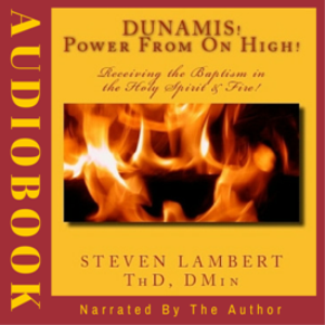 dunamis! power from on high! audiobook (mp3)