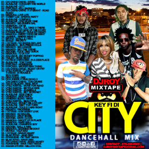 Dj Roy Key Fi The City Dancehall Raw Mix 2016 | Music | Reggae