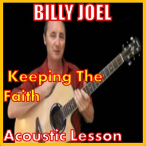 Learn to play Keeping The Faith by Billy Joel | Movies and Videos | Educational