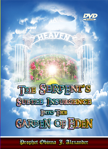 the serpent's subtle insurgence into the garden of eden