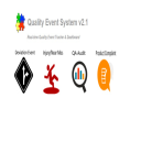 Quality Event System v2.1 -Real Time Dashboard | Software | Business | Other