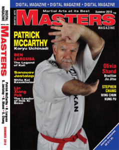 2016 summer issue of masters magazine dvd/cd set