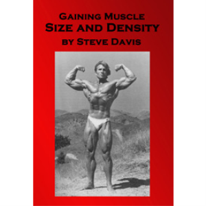 gaining muscle size and density - download