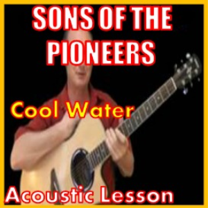 learn to play cool water by sons of the pioneers