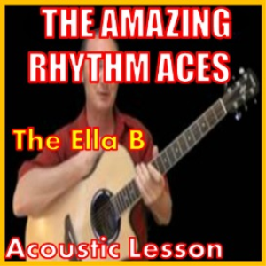 learn to play the ella b by the amazing rhythm aces