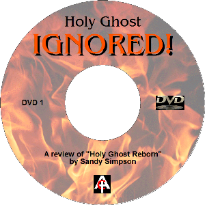 holy ghost ignored! - part 1 (mp3)