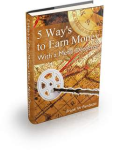 5 Ways to Earn Money With a Metal Detector | eBooks | Outdoors and Nature