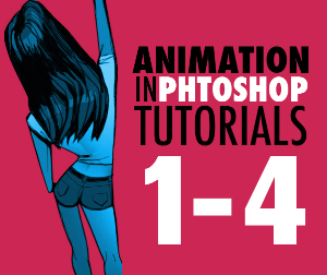 Animation In Photoshop Tutorial Pack | Movies and Videos | Animation and Anime