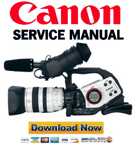canon xl2 + xl2e (pal) service manual & repair guide