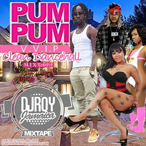 dj roy pumpum clean dancehall mixtape