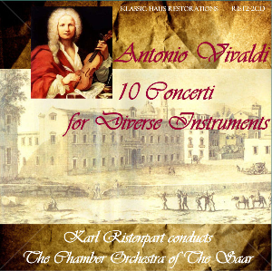 Karl Ristenpart conducts Vivaldi - Chamber Orchestra of the Saar | Music | Classical