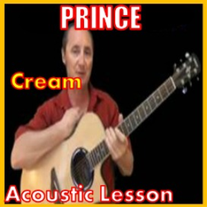 Learn to play Cream by Prince   Movies and Videos   Educational