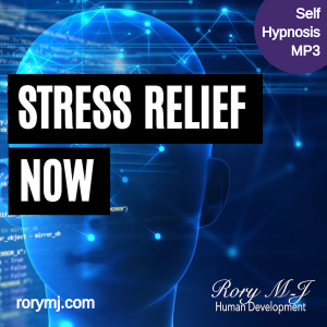 stress relief now - self hypnosis audio - hypnotherapy mp3