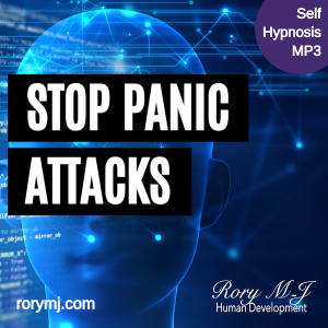 stop panic attacks - self hypnosis audio - hypnotherapy mp3