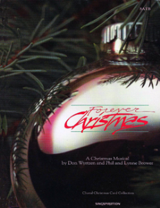 forever christmas full orchestrations
