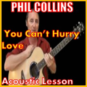 Learn to play You Can't Hurry Love by Phil Collins | Movies and Videos | Educational