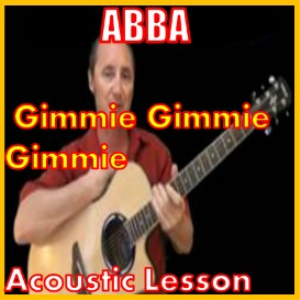 learn to play gimmie gimmie gimme by abba