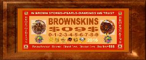 brownskins = $09$