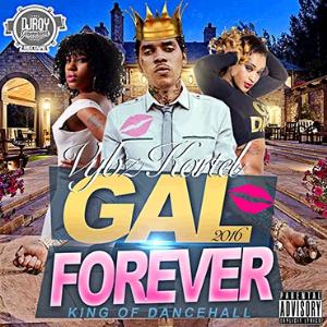 dj roy gal forever vybz kartel mixtape 2016