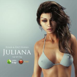 juliana for v4, v5 & v6