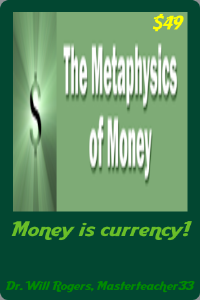 the metaphysics of money