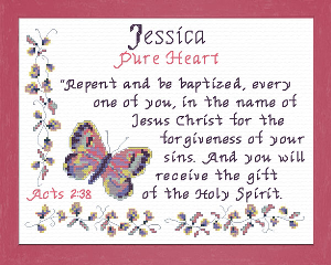 name blessings - jessica 5