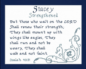 name blessings - stacey