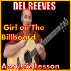 Learn to play Girl On The Billboard by Del Reeves | Movies and Videos | Educational