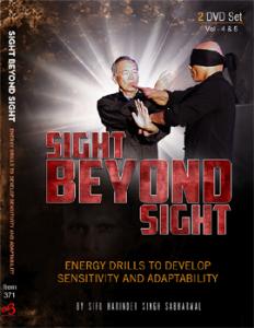 Wing Chun Vol-4 & 5  SIGHT BEYOND SIGHT - 2 Video Set | Movies and Videos | Training